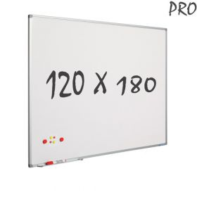 whiteboard emaille 120 x 180 cm