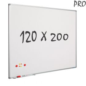whiteboard emaille 120 x 200 cm