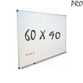 Tableau blanc 60 x 90 cm - Magnétique / Émaillé