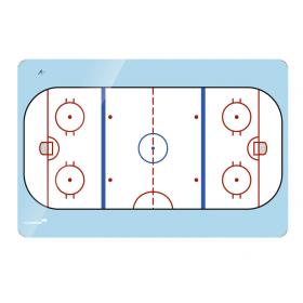 bedrukt ijshockey whiteboard
