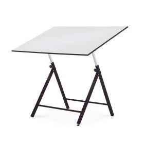Table à dessin réglable - Planche 80x120 cm