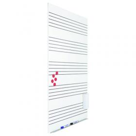 Skin Whiteboard 100x150 cm - Muziek