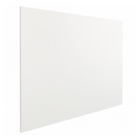 whiteboard zonder rand 80x110 cm