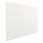 Tableau blanc sans cadre - 100x100 cm