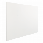Tableau blanc sans cadre - 120 x 180 cm