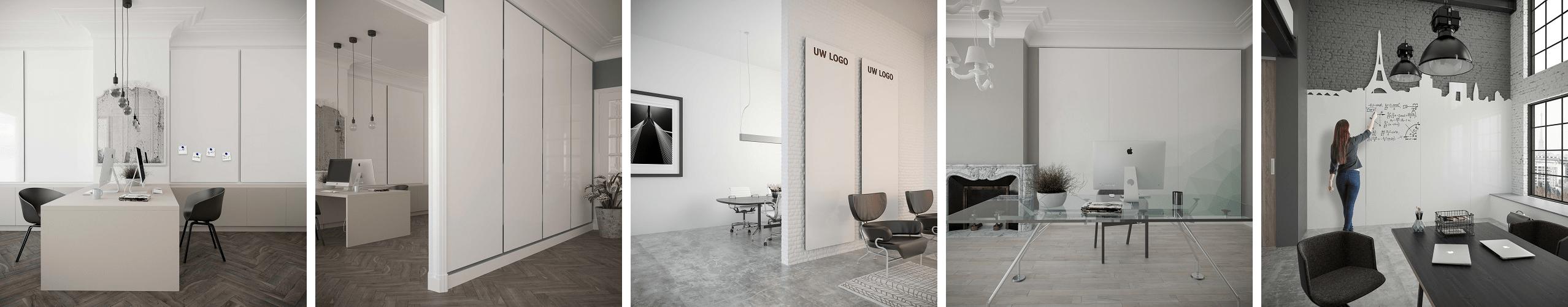 frameless whiteboard